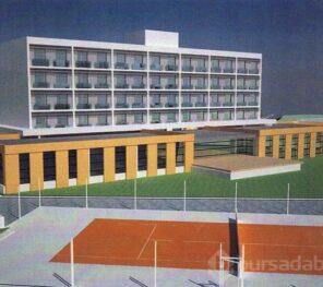 Bursa Büyükşehir Belediyesi Sporcu Kamp Oteli