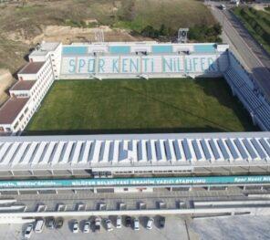 İbrahim Yazıcı Stadyumu ve Sporcu Oteli