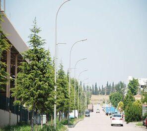 NOSAB Cadde ve Sokaklarının Aydınlatılması