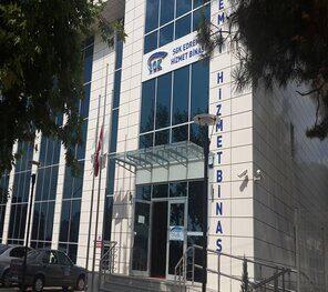 SGK Edremit Hizmet Binası